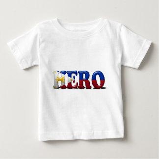 フィリピン人の英雄 ベビーTシャツ