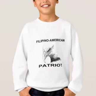 フィリピン人アメリカ スウェットシャツ