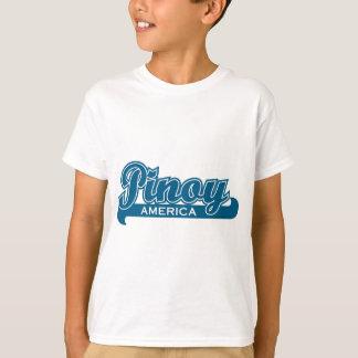 フィリピン人アメリカ Tシャツ
