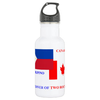 フィリピン人カナダ ウォーターボトル