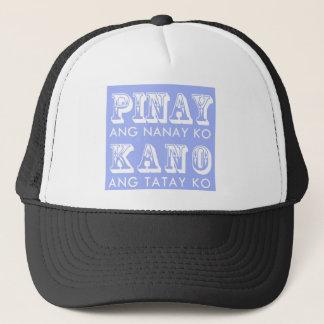 フィリピン人カノの人の帽子 キャップ