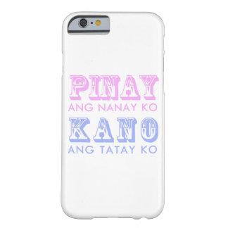 フィリピン人カノのiPhone6ケース Barely There iPhone 6 ケース
