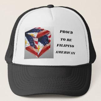 フィリピン人11月、アメリカ人、誇りを持ったなあるため キャップ