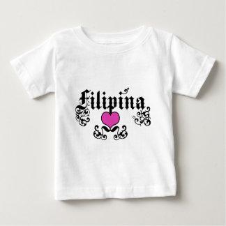 フィリピン人 ベビーTシャツ