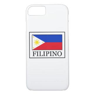 フィリピン人 iPhone 8/7ケース