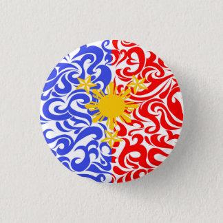 フィリピン人Ako 3.2cm 丸型バッジ