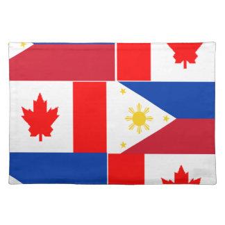 フィリピン人Canadian.png ランチョンマット