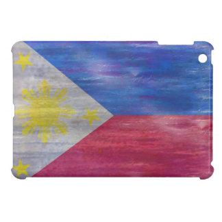 フィリピン動揺してなPhilippinoの旗 iPad Mini カバー