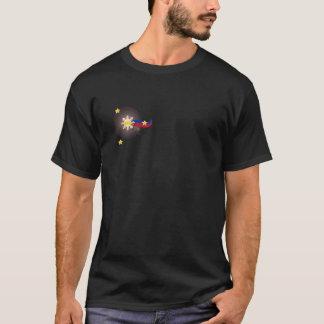 フィリピン3つの星 Tシャツ