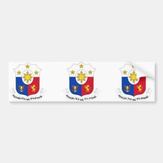 フィリピン、フィリピン バンパーステッカー