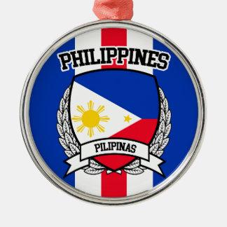 フィリピン メタルオーナメント