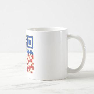 """""""フィリピン"""" QRコードマグ コーヒーマグカップ"""