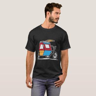 フィリピンPadyakの三輪車 Tシャツ