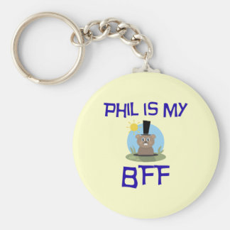 フィルは私のBFFです キーホルダー