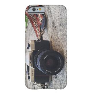 フィルムのカメラの箱 BARELY THERE iPhone 6 ケース