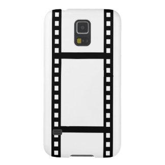 フィルムのストリップのSamsungの銀河系S5、やっとそこに Galaxy S5 ケース