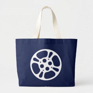 フィルムのバッグ ラージトートバッグ