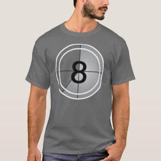 フィルムの秒読み Tシャツ