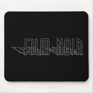 フィルムのNoirパッド マウスパッド