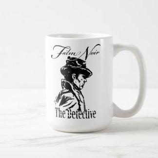 フィルムのNoir探偵 コーヒーマグカップ