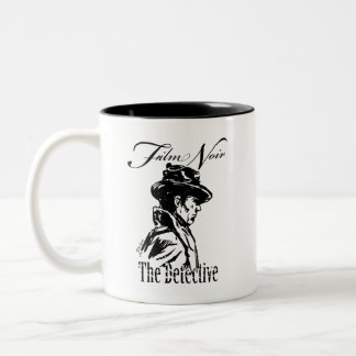 フィルムのNoir探偵 ツートーンマグカップ