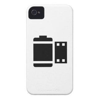 フィルムロールピクトグラムのiphone 4ケース Case-Mate iPhone 4 ケース
