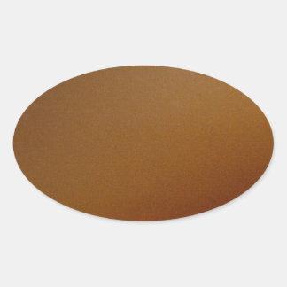 フィルムロール色 楕円形シール