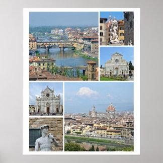 フィレンツェのイメージ ポスター