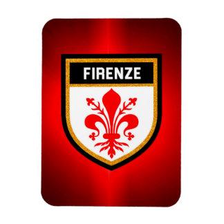 フィレンツェの旗 マグネット