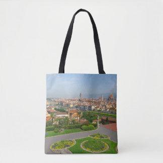 フィレンツェの春の開花 トートバッグ