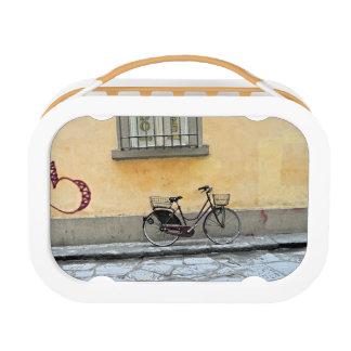 フィレンツェの自転車 ランチボックス