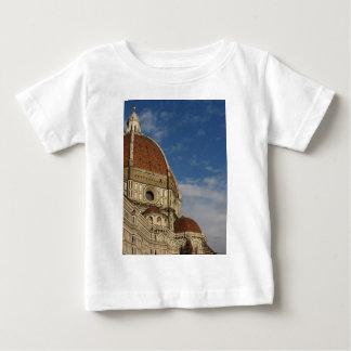 フィレンツェの花の聖者メリーのカテドラル ベビーTシャツ