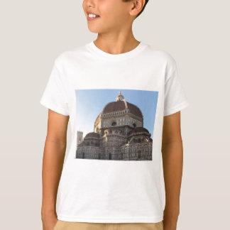フィレンツェの花の聖者メリーのカテドラル Tシャツ