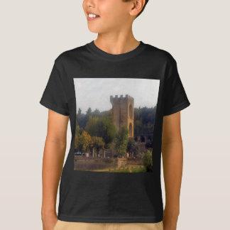 フィレンツェの鐘桜 Tシャツ