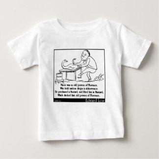 フィレンツェの高齢者がありました ベビーTシャツ