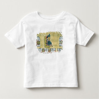 「フィレンツェのCodexからのMontezuma II、 トドラーTシャツ