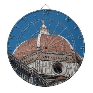 フィレンツェイタリアの大教会堂 ダーツボード