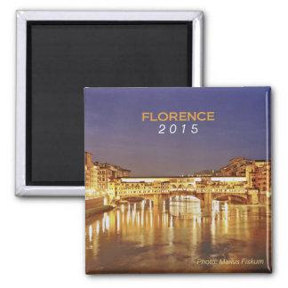 フィレンツェイタリア旅行記念品の磁石の変更年 マグネット