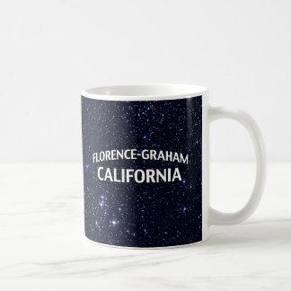 フィレンツェグラハムカリフォルニア コーヒーマグカップ
