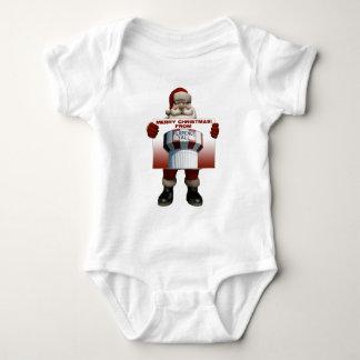フィレンツェサンタの乳児 ベビーボディスーツ