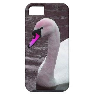 フィレンツェピンクの白鳥 iPhone SE/5/5s ケース