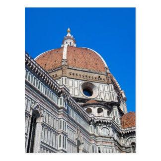 フィレンツェ2014のカレンダーの郵便はがき ポストカード