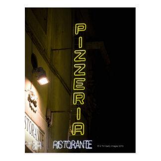 フィレンツェ、イタリア8 ポストカード