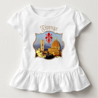 フィレンツェ、イタリア-サンタマリアdel Fiore トドラーTシャツ