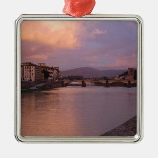 フィレンツェ、イタリア メタルオーナメント