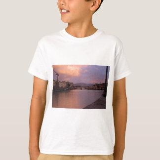 フィレンツェ、イタリア Tシャツ