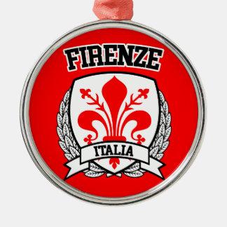 フィレンツェ メタルオーナメント