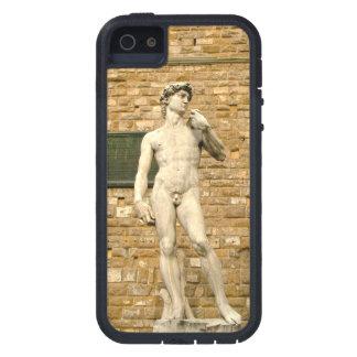 フィレンツェ-広場のdella Signoria iPhone SE/5/5s ケース