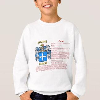 フィレンツェ(意味) スウェットシャツ