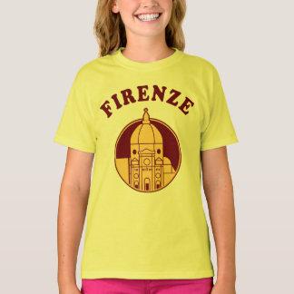 フィレンツェ Tシャツ